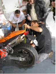 Race Sag SBK Pt 2